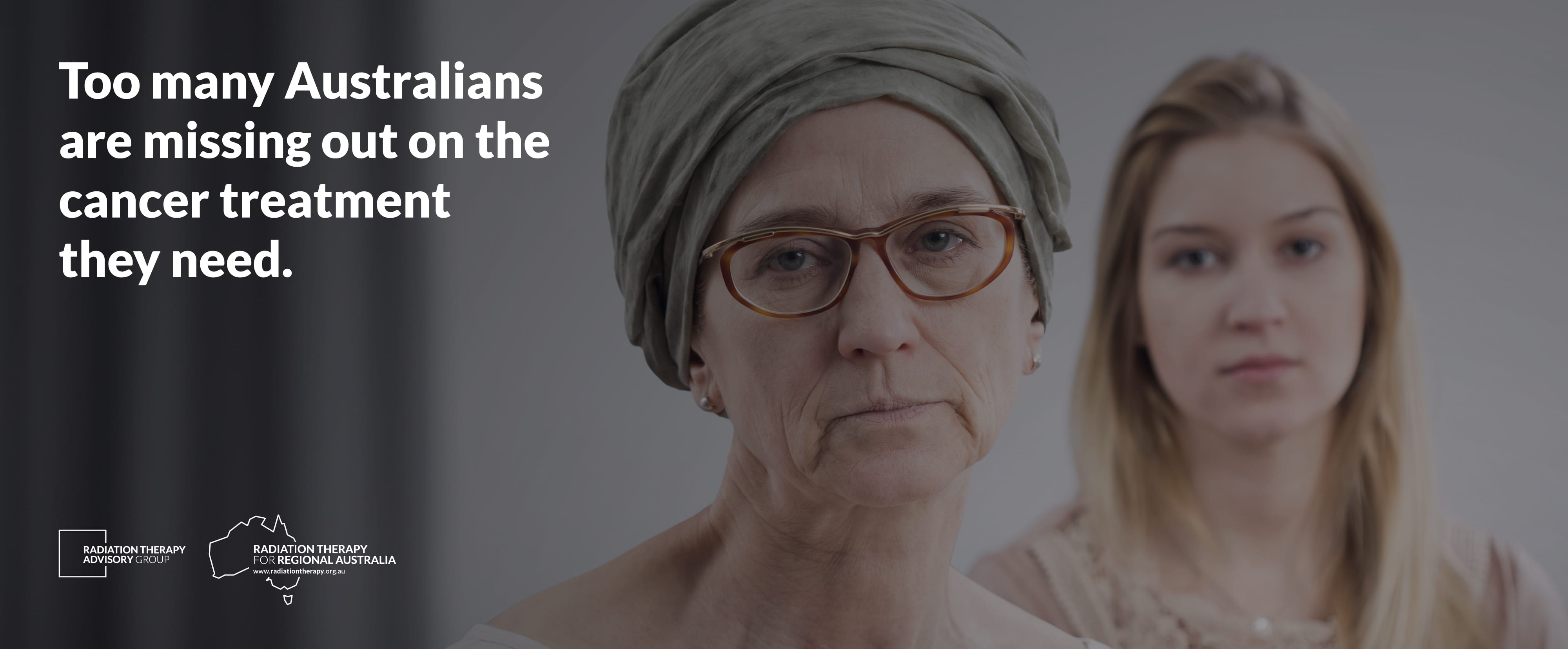 Too many Australians are missing out on the cancer treatment they need.
